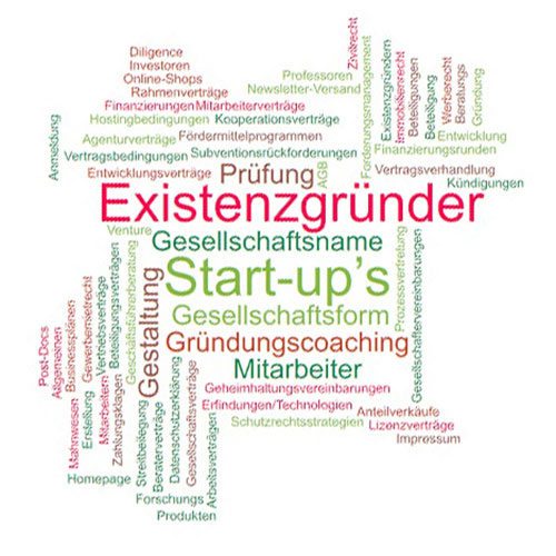 Start-up's & Existenzgründer